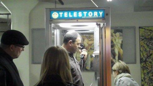 Bormes inside of Telestory